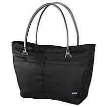 Buy Patagonia Transport Tote 20L Bag, Black Online at johnlewis.com