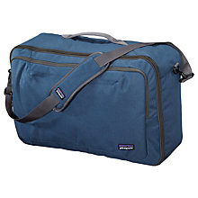 Buy Patagonia Transport MLC 45L Messenger Bag, Blue Online at johnlewis.com