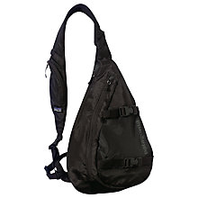 Buy Patagonia Atom Shoulder Bag, Black Online at johnlewis.com