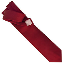 Buy Thomas Pink Tansey Plain Woven Tie Online at johnlewis.com