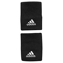 Buy Adidas Tennis Wristbands, Pack of 2 Online at johnlewis.com