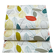 Buy John Lewis Scandi Leaf Runner, L200 x W35cm Online at johnlewis.com