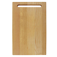 Buy House by John Lewis Ash Chopping Board, Large Online at johnlewis.com