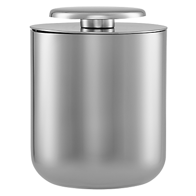 John Lewis Stainless Steel Sugar Canister