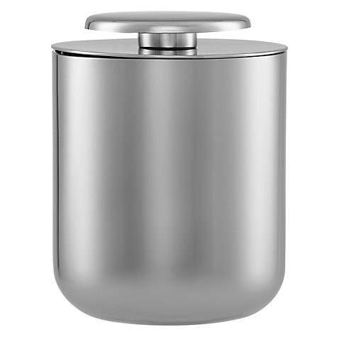 Buy John Lewis Stainless Steel Sugar Canister Online at johnlewis.com
