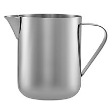 Buy John Lewis Stainless Steel Milk Jug Online at johnlewis.com