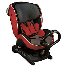 Buy BeSafe iZi Combi X3 Isofix Car Seat, Red/Black Online at johnlewis.com
