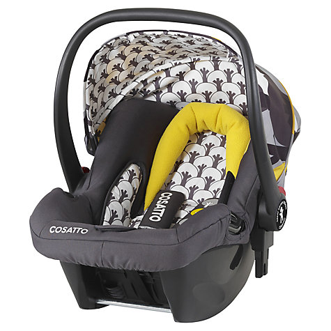 Buy Cosatto Giggle Hold Car Seat, Moonwood Online at johnlewis.com