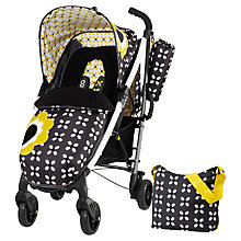 Buy Cosatto Yo! Stroller, Carrycot and Changing Bag, Molly Millie Online at johnlewis.com