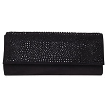 Buy Miss KG Ora Clutch Bag, Black Online at johnlewis.com