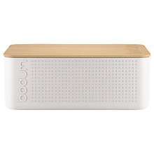 Buy Bodum Bistro Bread Bin Online at johnlewis.com