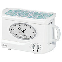 Buy Swan STM101 Retro Teasmade Online at johnlewis.com