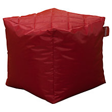 Buy Stompa Fabric Cube Online at johnlewis.com