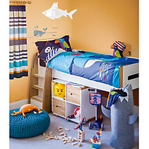 Stompa Curve Children's Bedroom Furniture Range