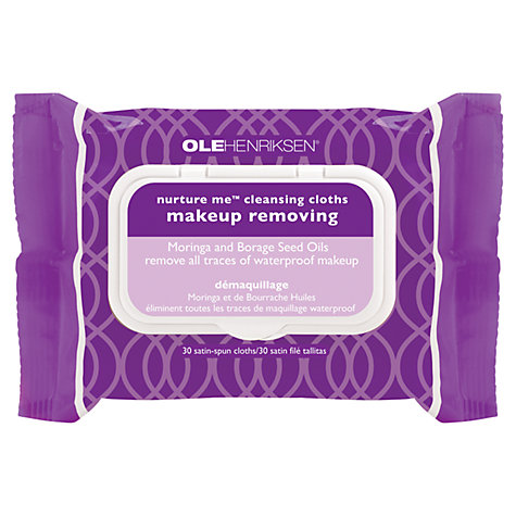 Buy OLEHENRIKSEN Nurture Me Cleansing Cloths, Pack of 30 Online at johnlewis.com