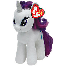 Buy My Little Pony Beanie Baby, Large, Assorted Online at johnlewis.com