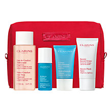 Buy Clarins HydraQuench Skincare Collection Gift Set Online at johnlewis.com