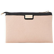 Buy Dune Eboomie Leather Clutch Handbag Online at johnlewis.com