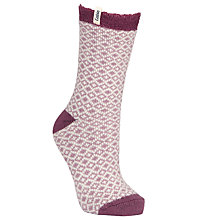 Buy Seasalt Fluffy Cabin Socks Online at johnlewis.com