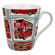 Buy Cath Kidston London Buses Mug Online at johnlewis.com