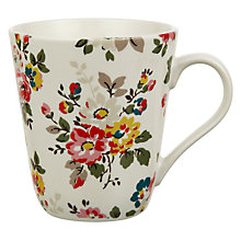 Buy Cath Kidston Stanley Kingswood Rose Mug, 0.5L Online at johnlewis.com