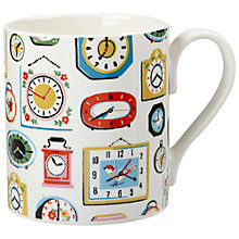 Buy Cath Kidston Larch Assorted Mugs, Set of 4 Online at johnlewis.com