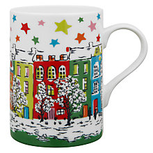 Buy Cath Kidston Cedar Townhouse Mug Online at johnlewis.com
