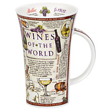 Buy Dunoon Glencoe Wines Mug, 0.5L Online at johnlewis.com