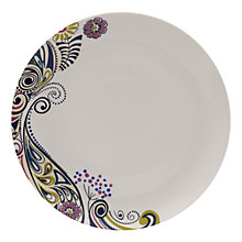 Buy Denby Monsoon Cosmic Dinner Plate, Dia.29cm Online at johnlewis.com