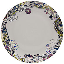 Buy Denby Monsoon Cosmic Round Platter Online at johnlewis.com