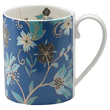 Buy Denby Monsoon Veronica Mug, 0.25L Online at johnlewis.com