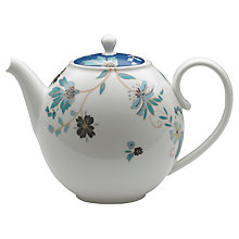 Buy Denby Monsoon Veronica Teapot Online at johnlewis.com