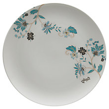 Buy Denby Monsoon Veronica Dinner Plate, Dia.29cm Online at johnlewis.com
