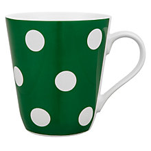 Buy Cath Kidston Stanley Button Spot Mug Online at johnlewis.com