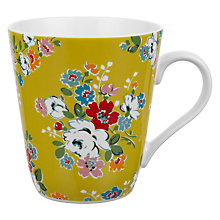 Buy Cath Kidston Stanley Clifton Rose Mug, 0.5L Online at johnlewis.com