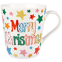 Buy Cath Kidston Christmas Stanley Mug Online at johnlewis.com