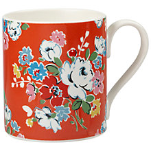 Buy Cath Kidston Larch Clifton Rose Mugs, Set of 4 Online at johnlewis.com