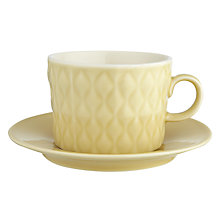 Buy Loveramics Weave Cup & Saucer, 0.28L Online at johnlewis.com