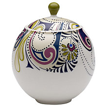 Buy Denby Monsoon Cosmic Covered Sugar Bowl Online at johnlewis.com