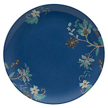 Buy Denby Monsoon Veronica Salad Plate, Dia.22cm Online at johnlewis.com