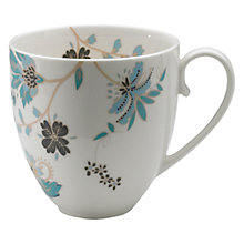 Buy Denby Monsoon Veronica Large Mug Online at johnlewis.com