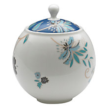 Buy Denby Monsoon Veronica Covered Sugar Bowl Online at johnlewis.com