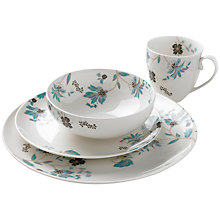 Buy Denby Monsoon Veronica Tableware Set, 16 Piece Online at johnlewis.com