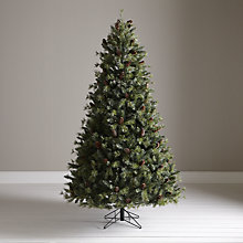 Buy John Lewis Cooper Green Pine Christmas Tree, 7ft Online at johnlewis.com