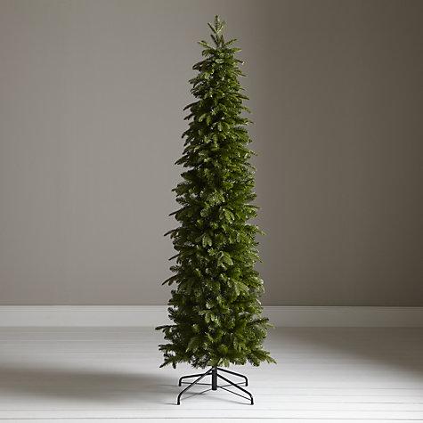 Buy John Lewis Slender Spruce Christmas Tree, 7ft | John Lewis