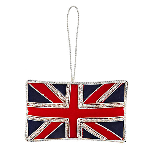 Buy Tinker Tailor Great Britain Flag Hanging Decoration Online at johnlewis.com