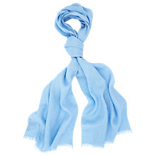 Buy Aquascutum Linen Summer Scarf Online at johnlewis.com