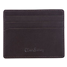 Buy Oliver Sweeney Cummersdale Leather Card Holder, Tan Online at johnlewis.com