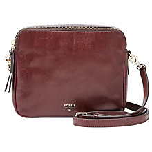 Buy Fossil Sydney Across Body Bag Online at johnlewis.com