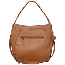 Buy White Stuff Maisie Leather Hobo Bag Online at johnlewis.com